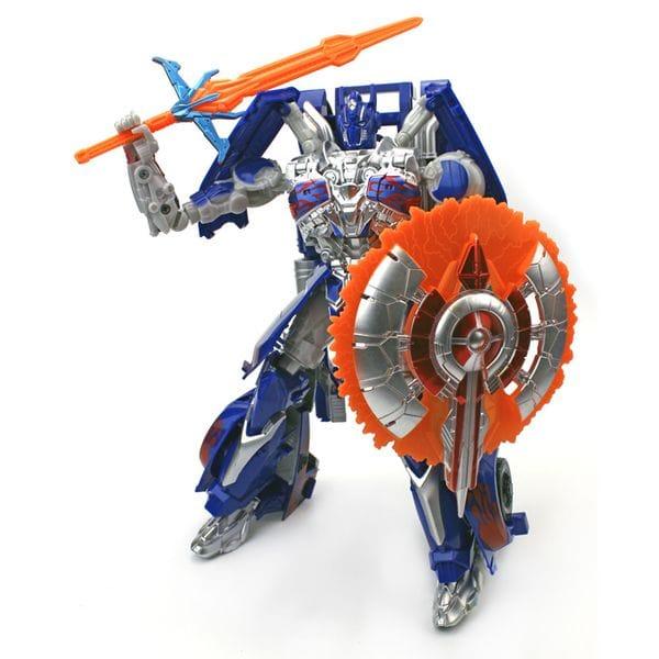 Огромный Оптимус Прайм 42 см  (робот-трансформер Optimus Prime)