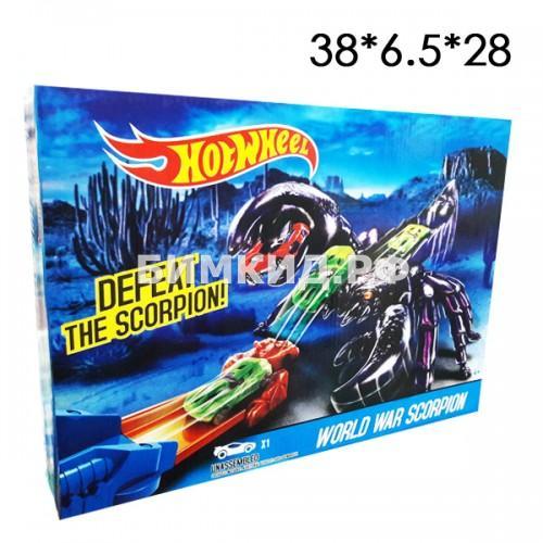 Атака Скорпиона набор с пусковой установкой Хот Вил (Hot Wheel)