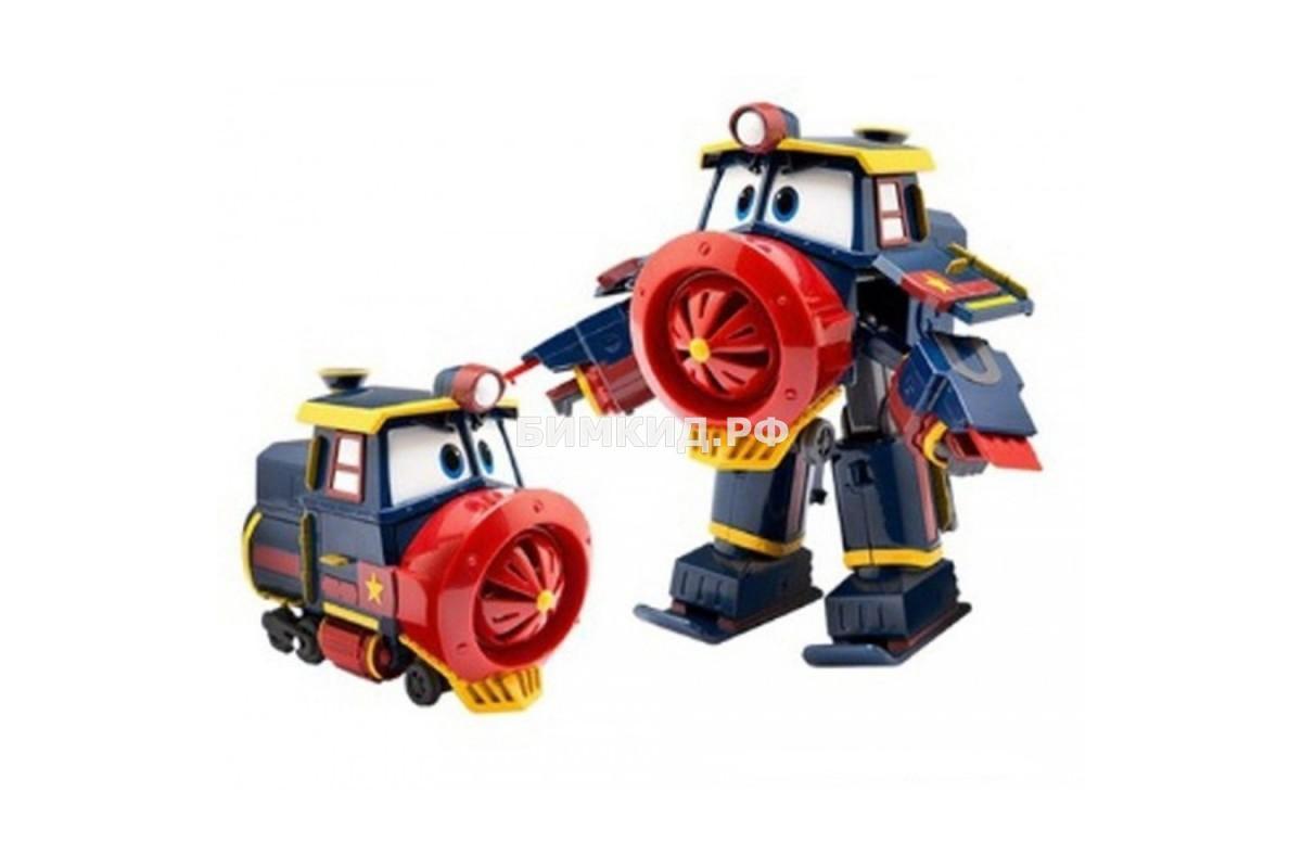 Робот поезд Виктор (Robot Trains)