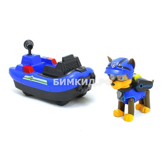 Гонщик с иннерционным катером (Морской патруль)