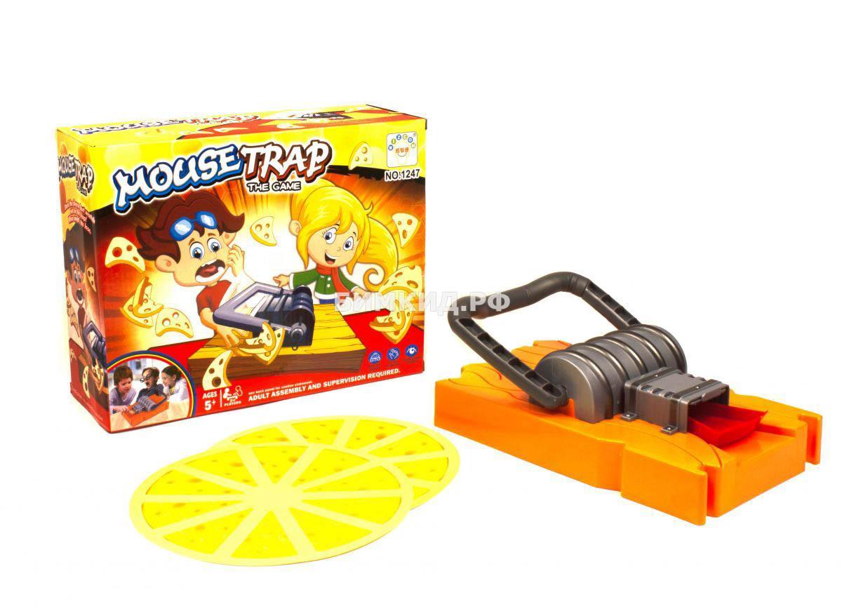 Игра Мышеловка (Mouse Trap)