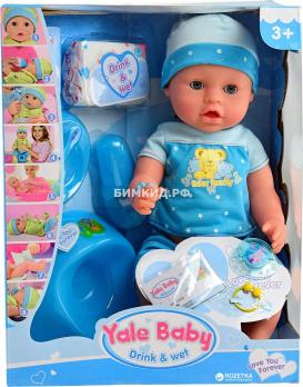 Пупс (Yale Baby)