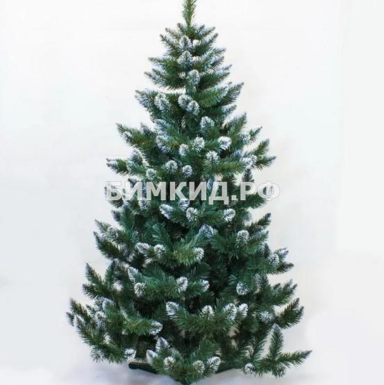 """Ёлка """"Олимпия""""  140 см + подарок гирлянда 300 лампочек"""